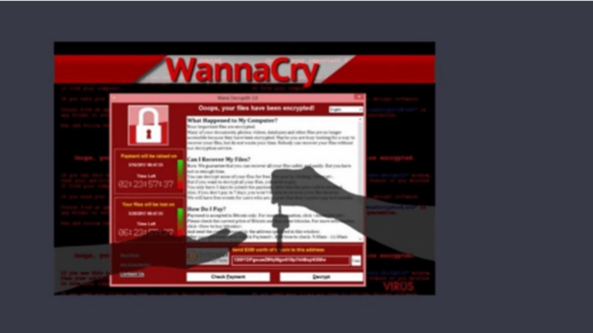 Wannacry Virüsü Nasıl Temizlenir?