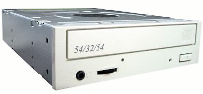 CD-ROM Optik Sürücüler