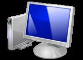 windows 7 bilgisayarım simgesi