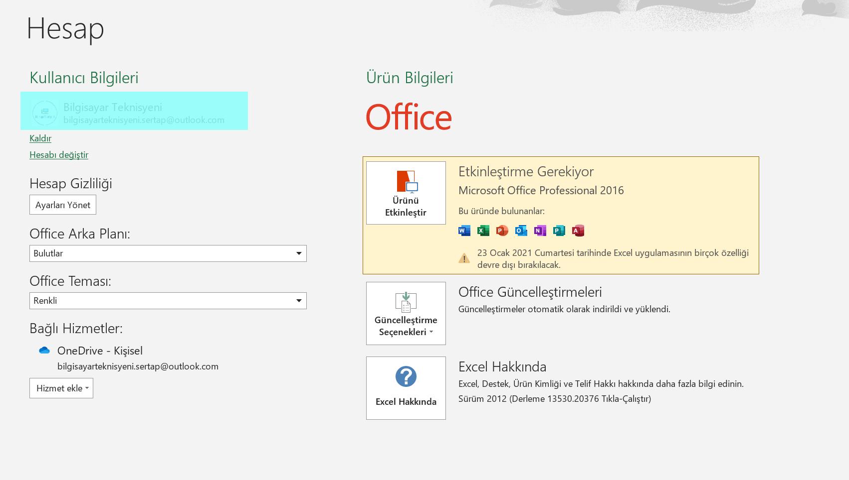 Windows 10 Mavi Ekran Hatalarını Giderme